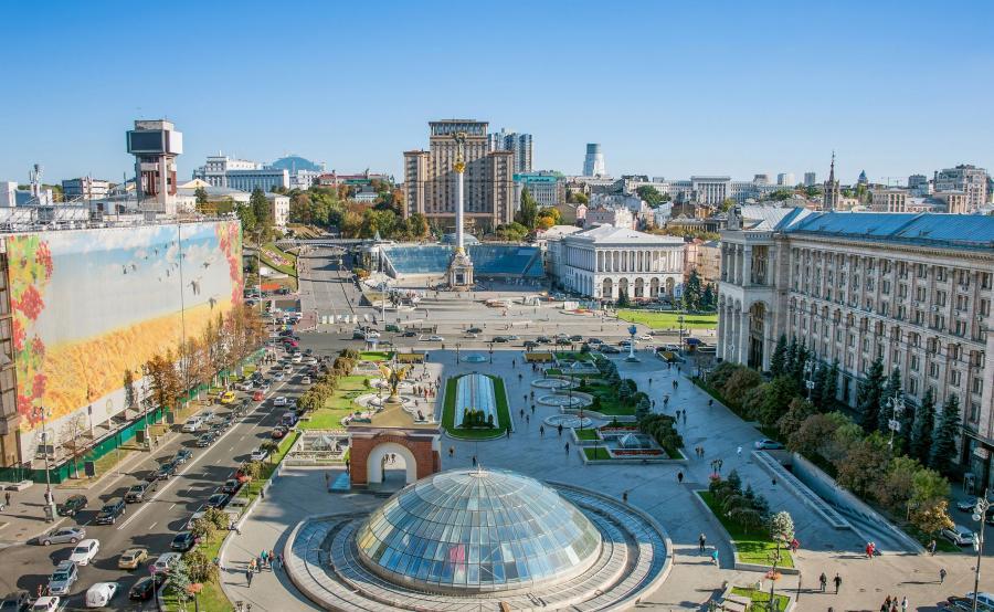 Centrum Kijowa