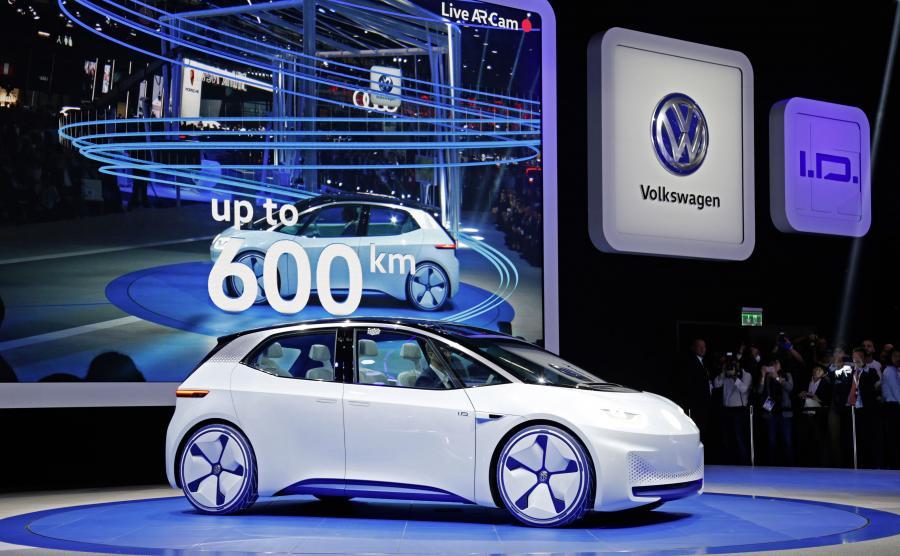Volkswagen I.D. - Paryż 2016