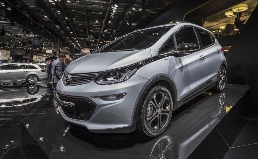 Opel ampera-e