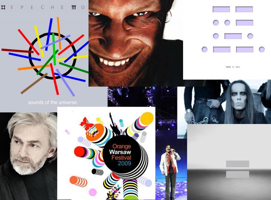 Podsumowanie roku 2009: muzyka w Polsce