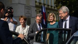 Członkowie Komisji Weneckiej w Polsce