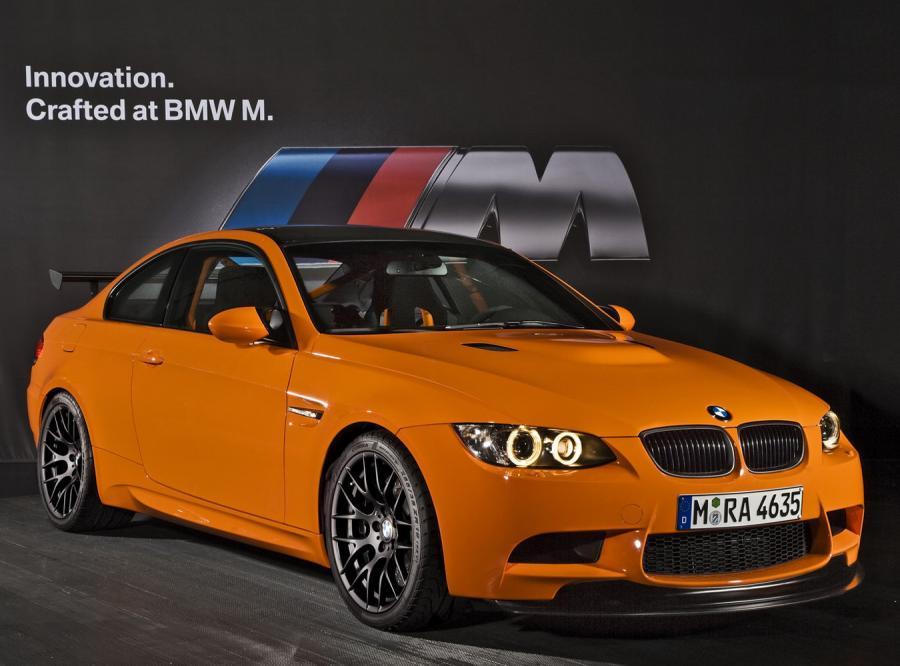 BMW tylko dla szalonych!