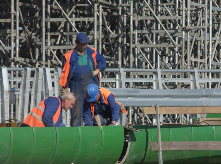 Brytyjscy związkowcy nie chcą budowlańców z Polski