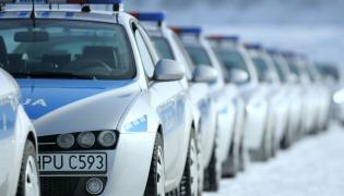 Policyjne alfy romeo 159