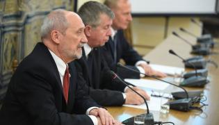 Posiedzenie sejmowej komisji obrony