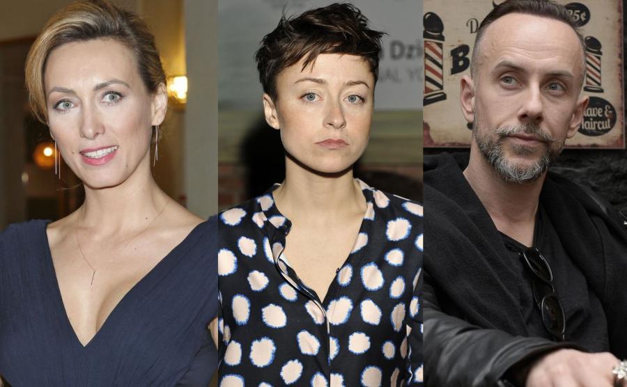 Anna Kalczyńska, Natalia Przybysz, Nergal