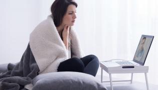 Konsultacja z lekarzem przez internet