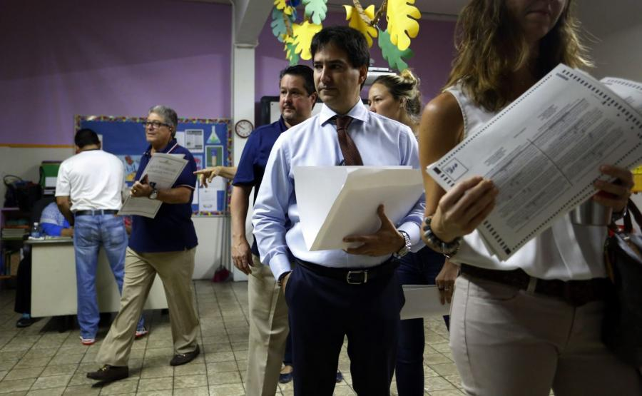 Wybory prezydenckie w USA. Głosowanie w Waszyngtonie