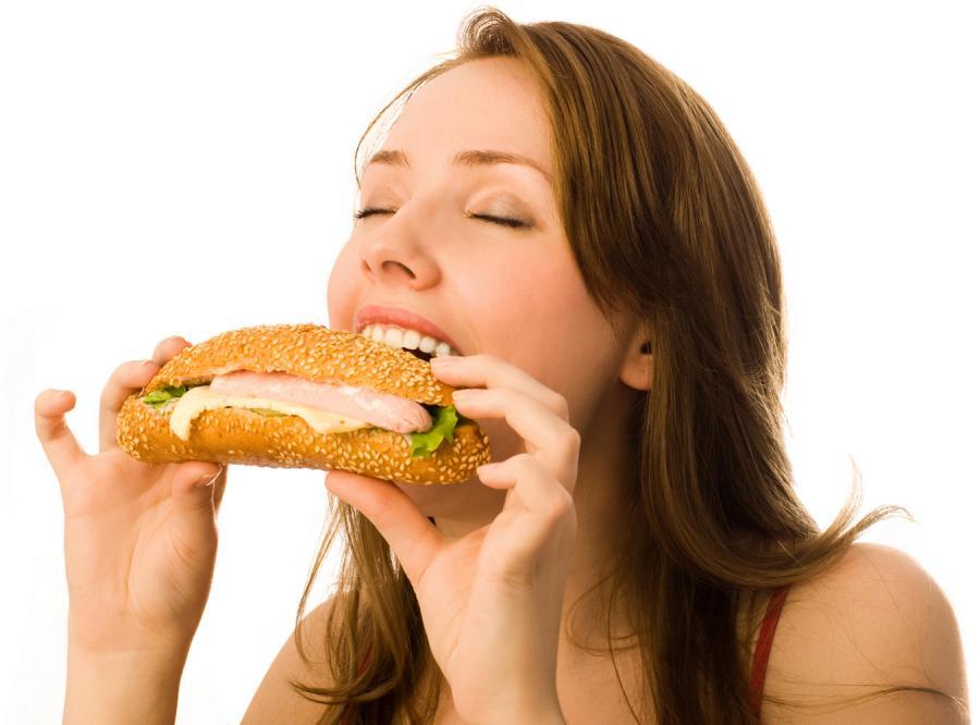 Kobiety nie potrafią powstrzymać głodu