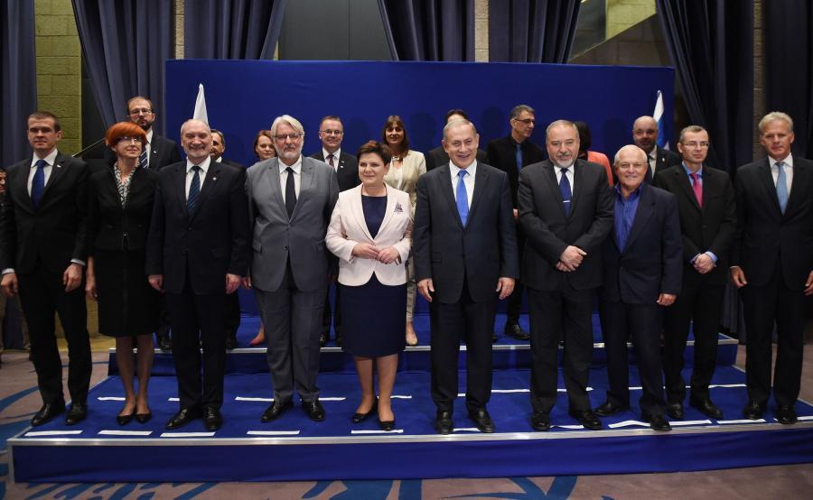 Polsko - izraelskie konsultacje rządowe