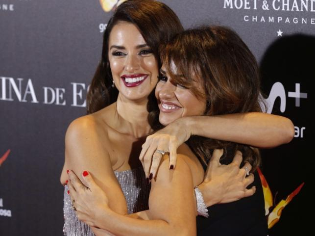 Penelope i Monica Cruz