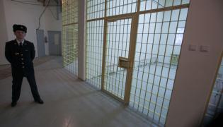 Rosyjskie więzienie