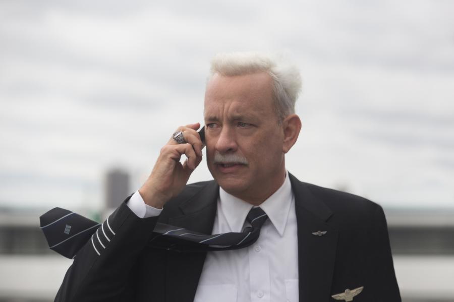 """Film Clinta Eastwooda z Tomem Hanksem """"Sully"""" od 2 grudnia 2016 w polskich kinach."""