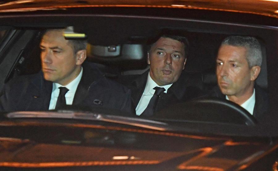 Premier Matteo Renzi