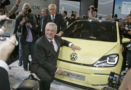 Mały, elektryczny i Volkswagen