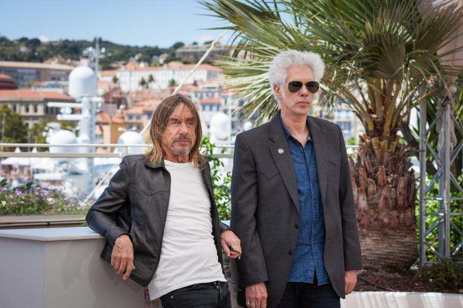 Iggy Pop oraz Jim Jarmusch