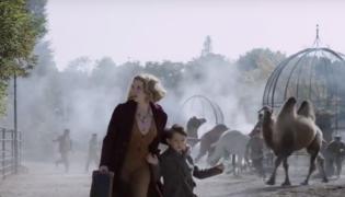 "Kadr z filmu ""Azyl"""