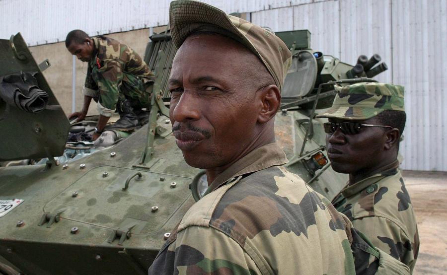 Senegalska armia