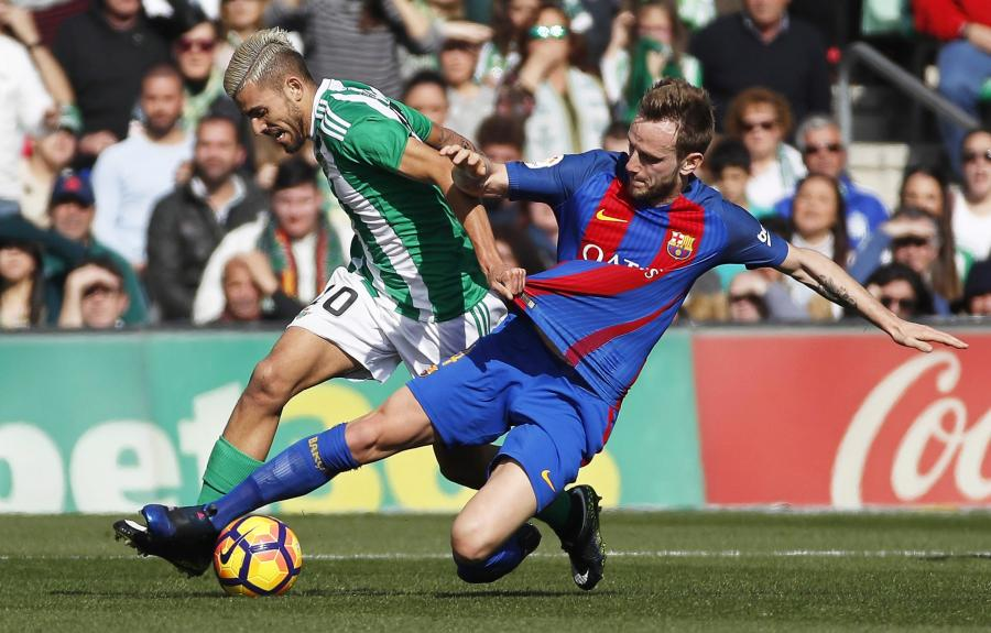Ivan Rakitic i German Pezzella