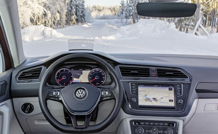 Volkswagen oferuje bezprzewodowo podgrzewaną szybę przednią