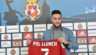 Nowy piłkarz Wisły Kraków Pol Llonch