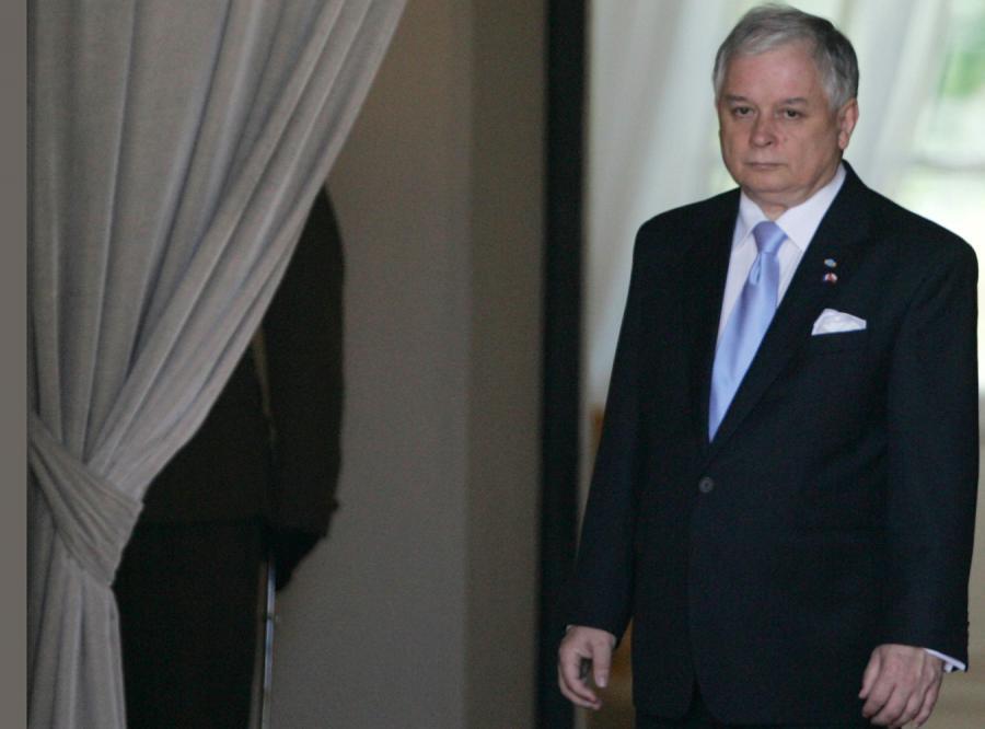 Lech Kaczyński prezydentem Irlandii?