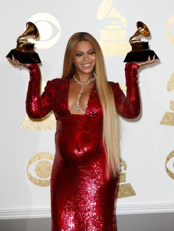 Beyonce robiła wrażenie nie tylko ze względu na wygraną.