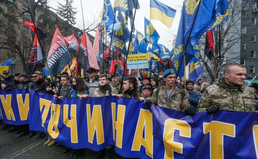 Nacjonaliści ukraińscy