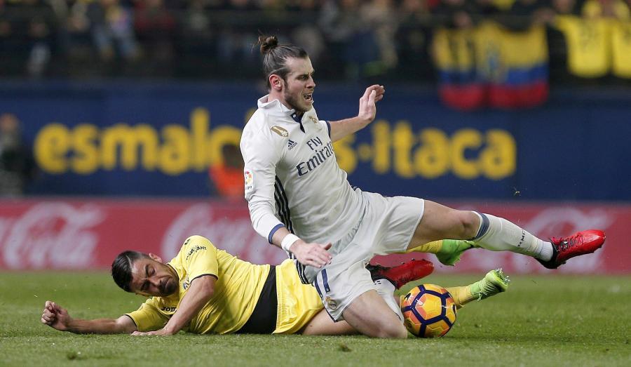 Gareth Bale i Jaume Costa