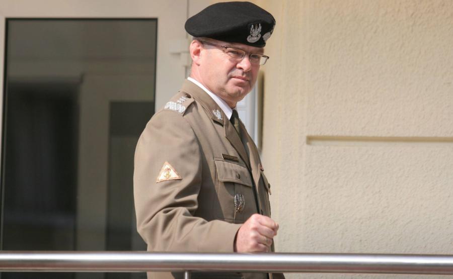 Generał Waldemar Skrzypczak