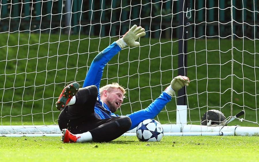 Bramkarz Leicester City, Kasper Schmeichel