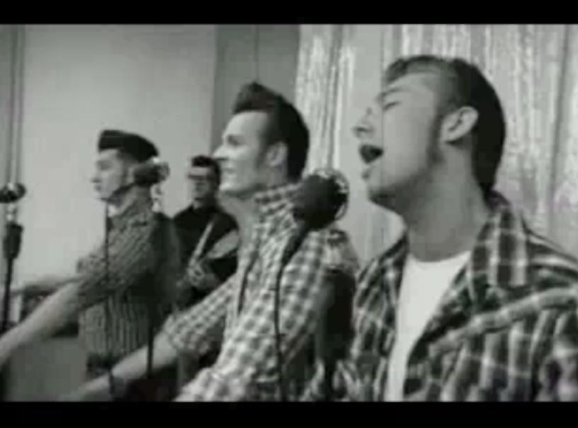 Niemiecki zespół The Baseballs w piosence \