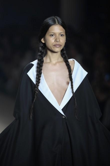 Pokaz kolekcji Amapo na Sao Paulo Fashion Week 2017