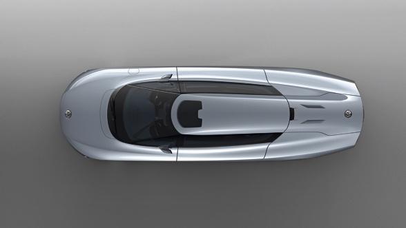 Dowodem ma być średnie spalanie na poziomie 1,49 litra na 100 kilometrów (emisja CO2 - 39 g/km). Całość przykrywa ekstremalnie aerodynamiczna karoseria (Cw 0,195!)